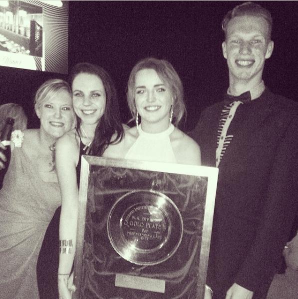 Gold Award Winning Restaurants